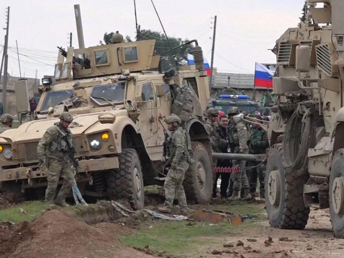 Военные России и США вновь столкнулись в Сирии