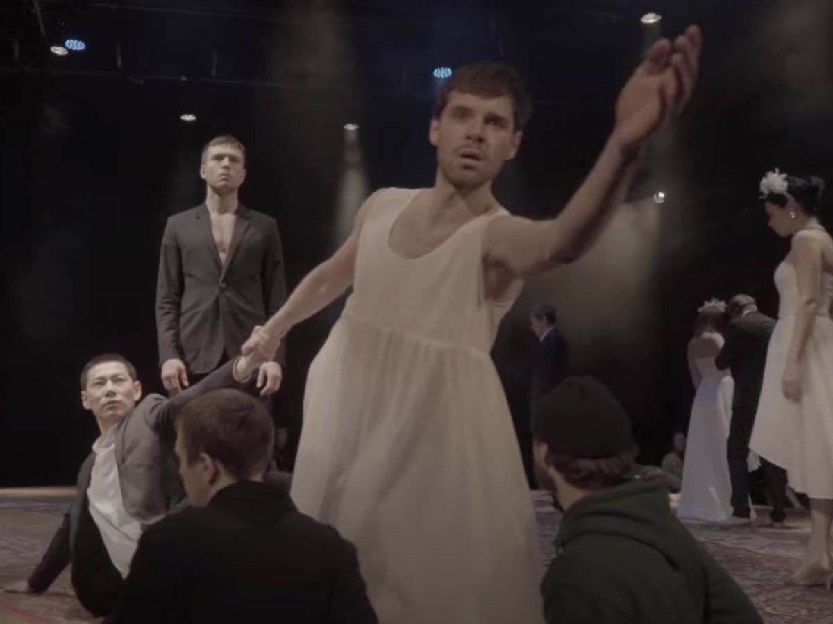 Фильм Семь о деле Кирилла Серебренникова