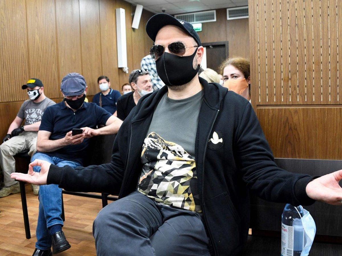 Кирилла Серебренникова признали виновным в мошенничестве