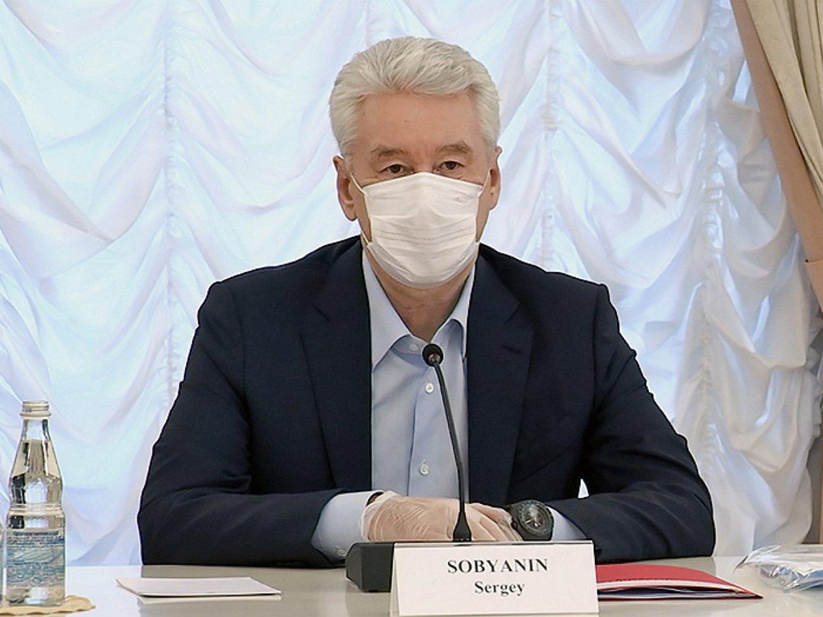 Собянин до 1 июля снимет большинство ограничений в Москве