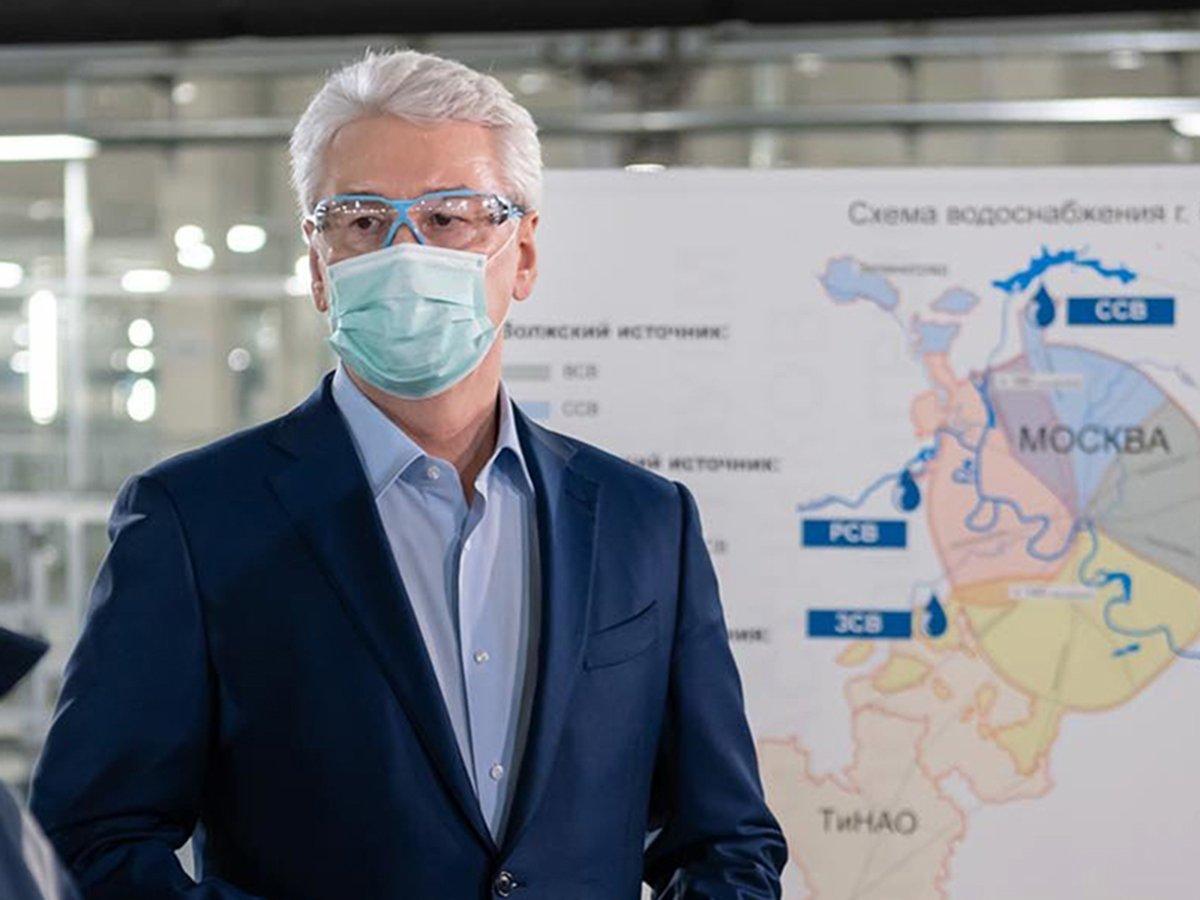 Собянин рассказал о последствиях коронавируса