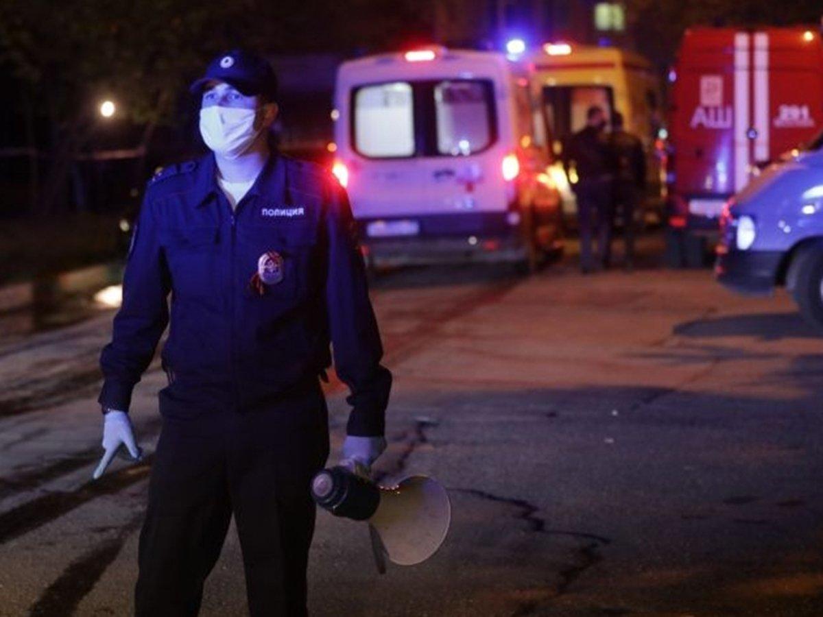 Бывший чиновник устроил стрельбу в Москве