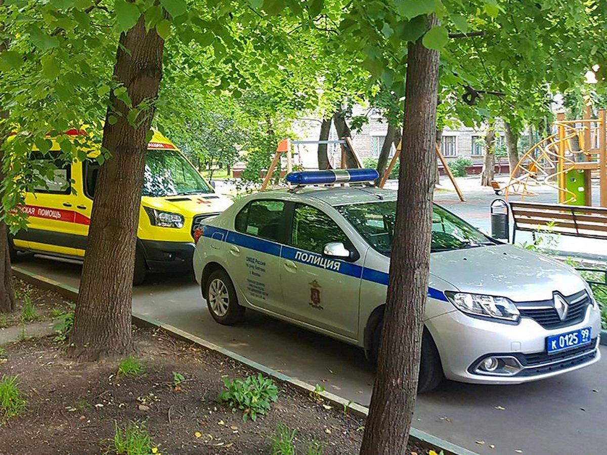 Стрельба в квартире в Москве