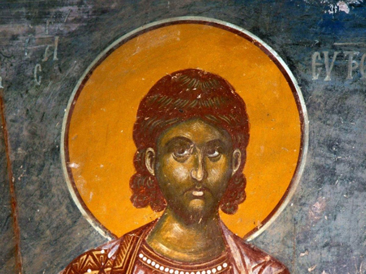 Святой Василий 4 июня