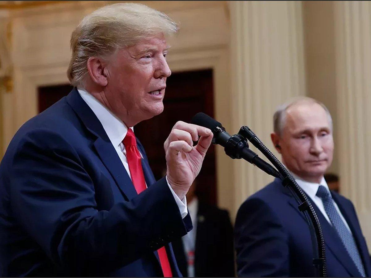 В США раскрыли отношение Путина к Трампу