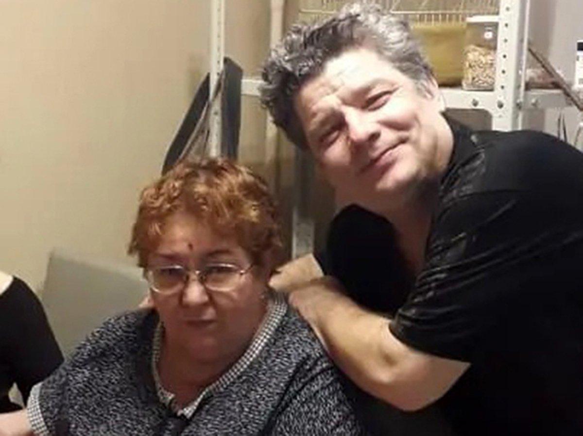 Вдова погибшего в ДТП с Михаилом Ефремовым Сергея Захарова