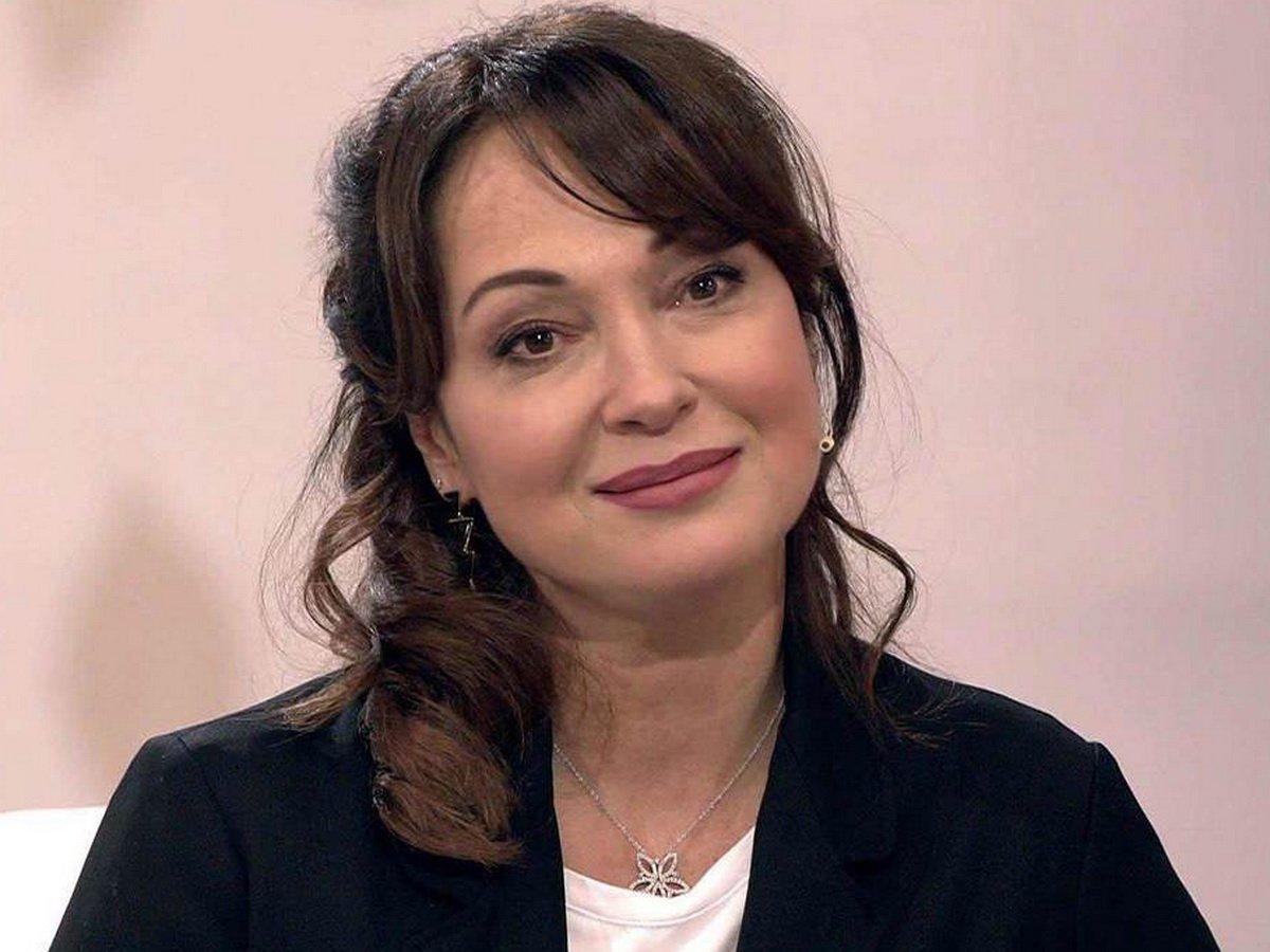 Актриса Виктория Тарасова