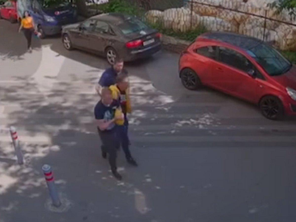 Задержание Ивана Голунова попало на видео