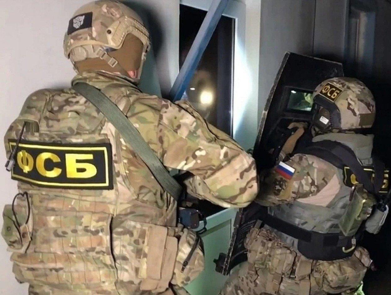 В Симферополе предотвращен теракт: задержаны пятеро человек