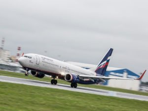 Аэрофлот проводит рейсы за рубеж, несмотря на запрет
