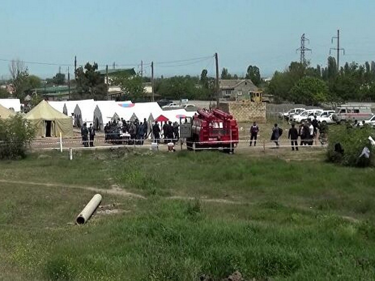 В Дагестане вспыхнули беспорядки с участием азербайджанцев