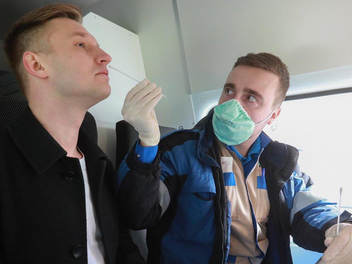 Названы скрытые симптомы коронавируса