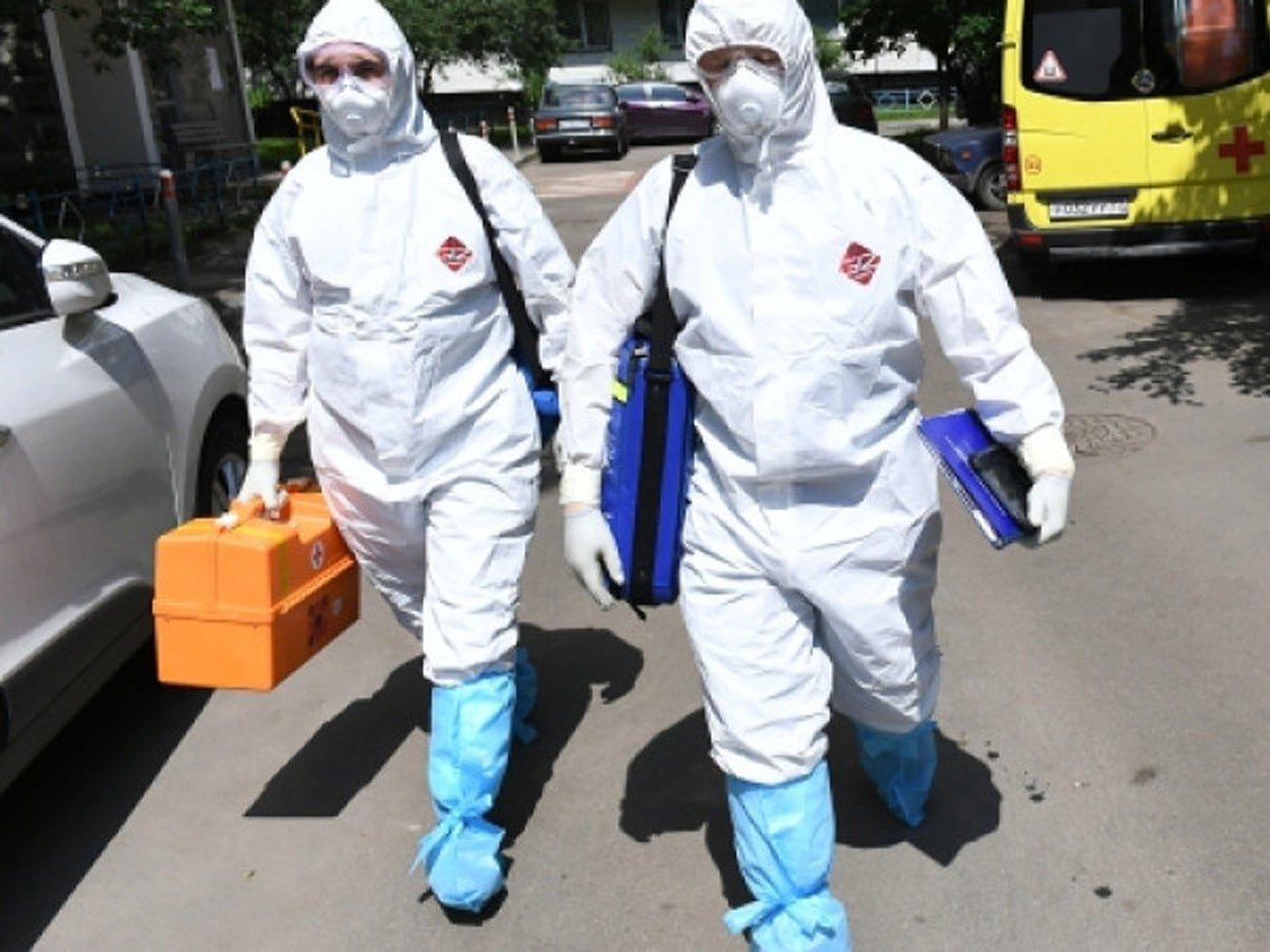 Менее 8 000: в России продолжает снижаться число умерших от COVID-19 за сутки