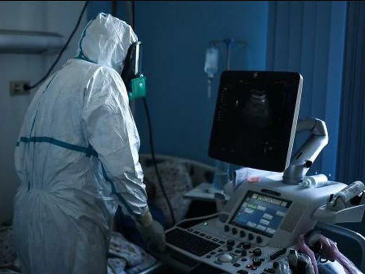 В России выявлены 7790 новых случаев COVID-19 за сутки