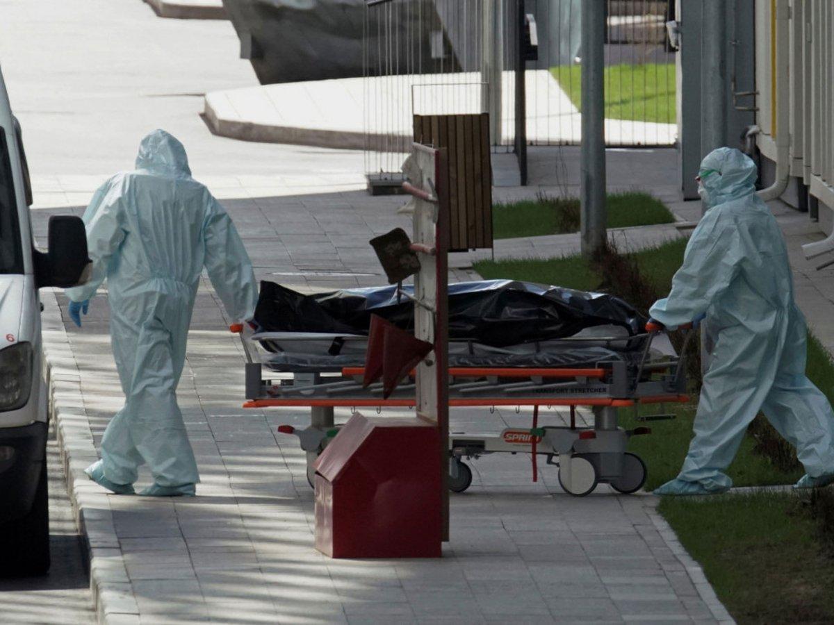 За сутки умерли 114 человек с COVID-19