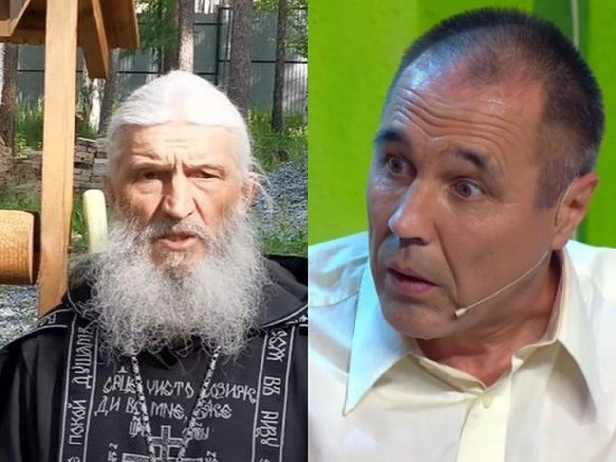 Участник «Уральских пельменей» засел с духовником Поклонской в монастыре