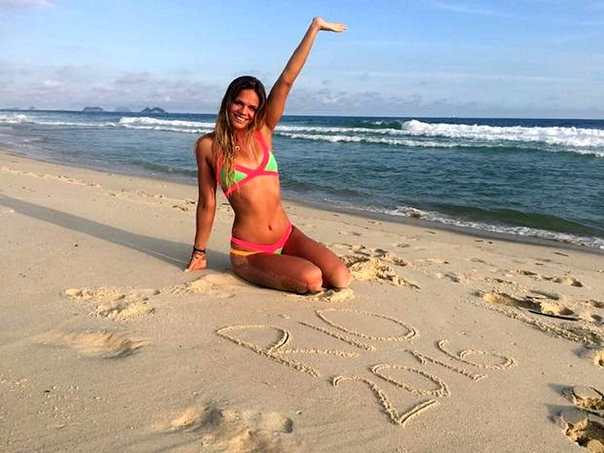 Спортсменка Юлия Ефимова показала «абсурдное» фото