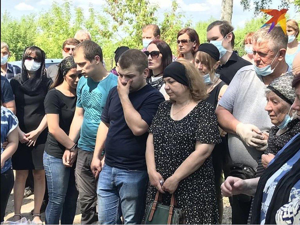 На похороны жертвы ДТП с Ефремовым не пустили гражданскую жену погибшего