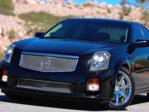 Эволюцию Cadillac CTS-V показали на видео