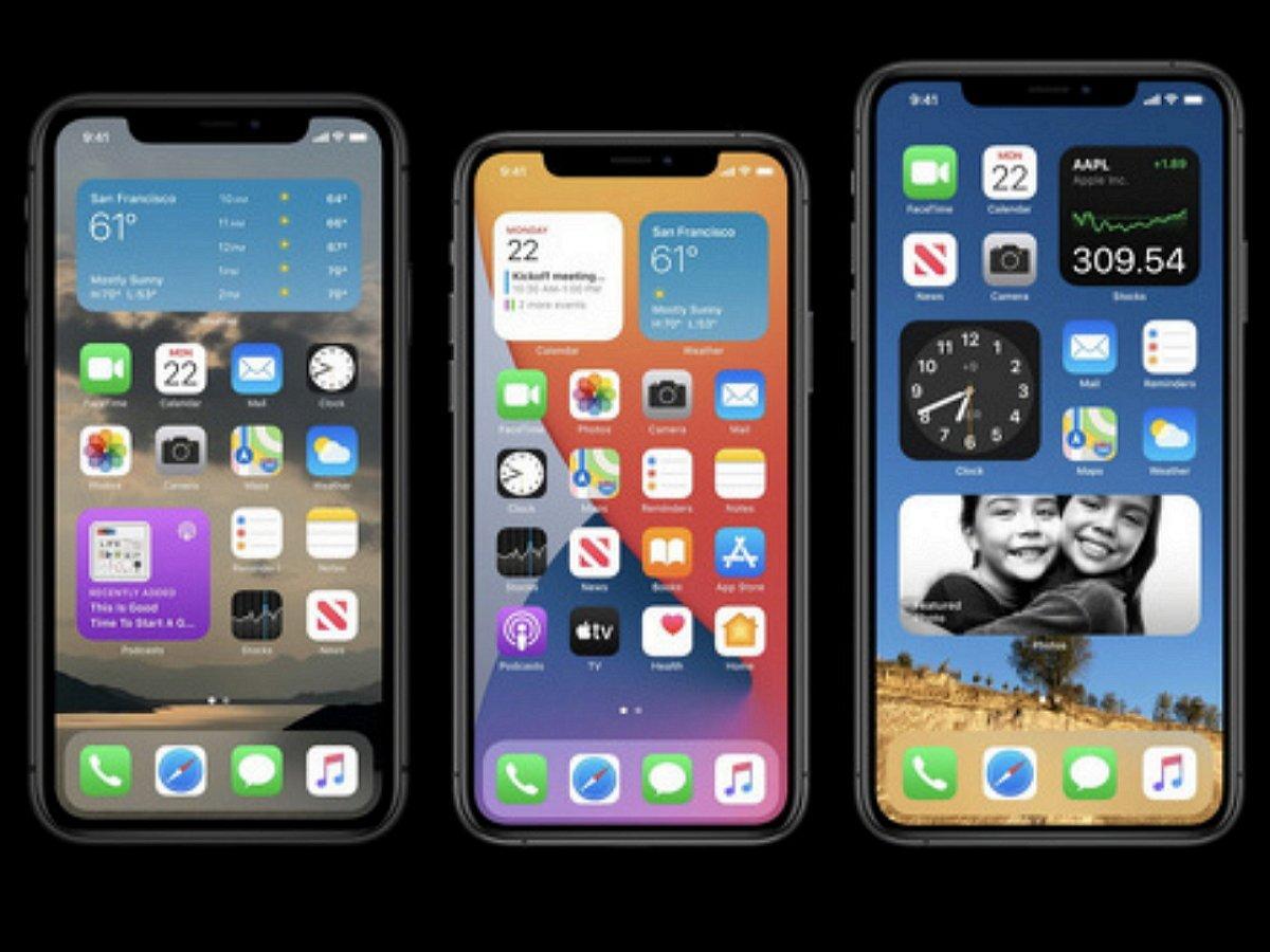 Apple официально представила iOS 14