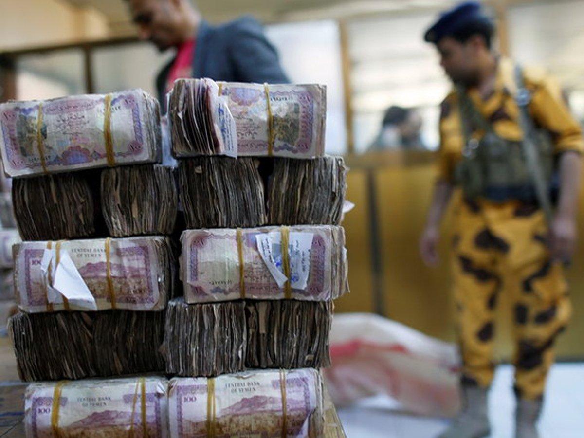 Йеменские боевики захватили напечатанные в РФ купюры на $250 млн