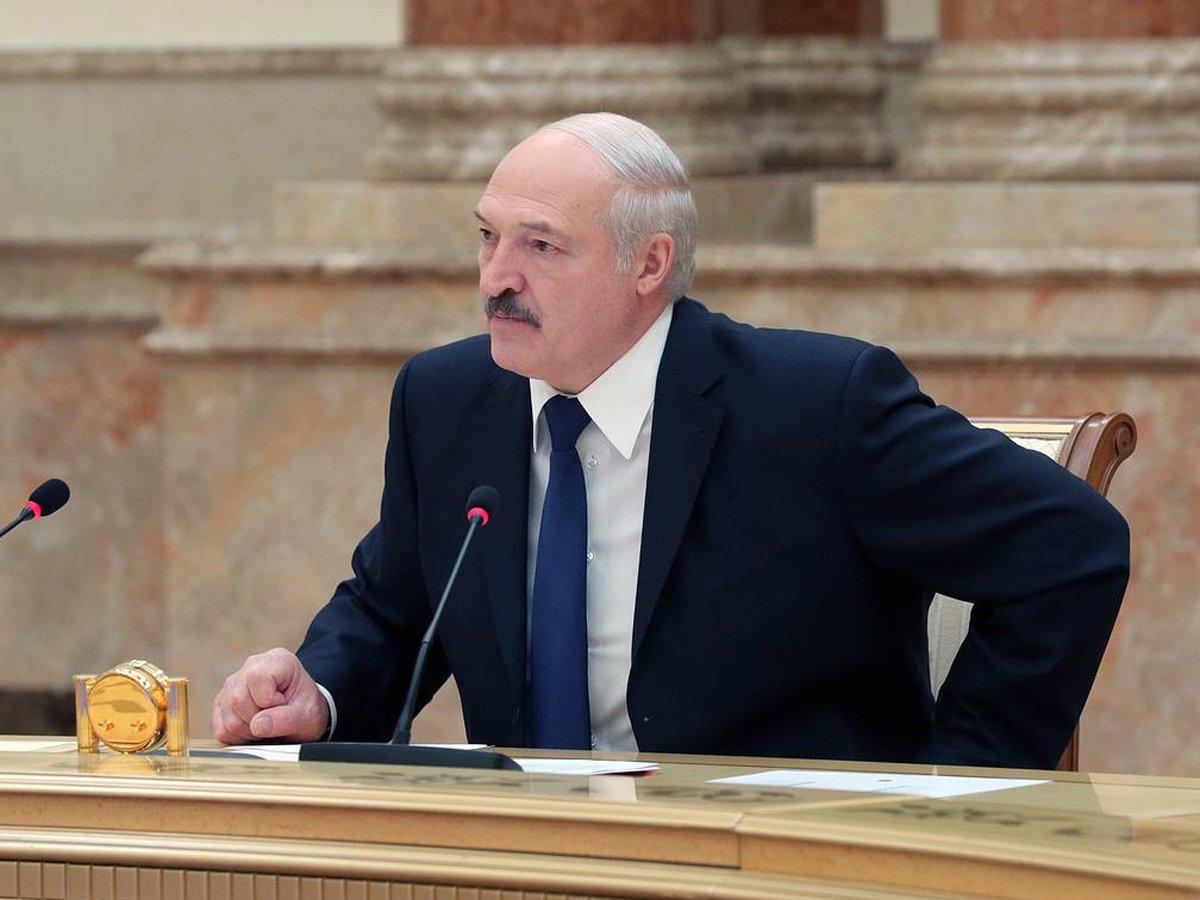 Лукашенко заявил о срыве Майдана в Беларуси