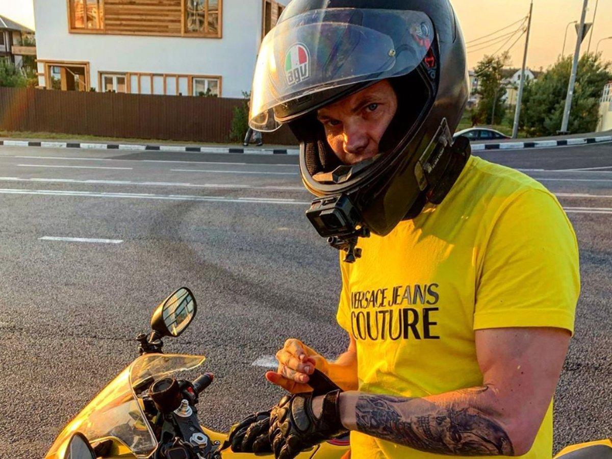 Известный мотоблогер разбился насмерть на трассе