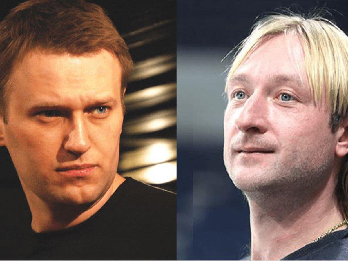 Навальный и Плющенко ругаются из-за поправок в Конституцию