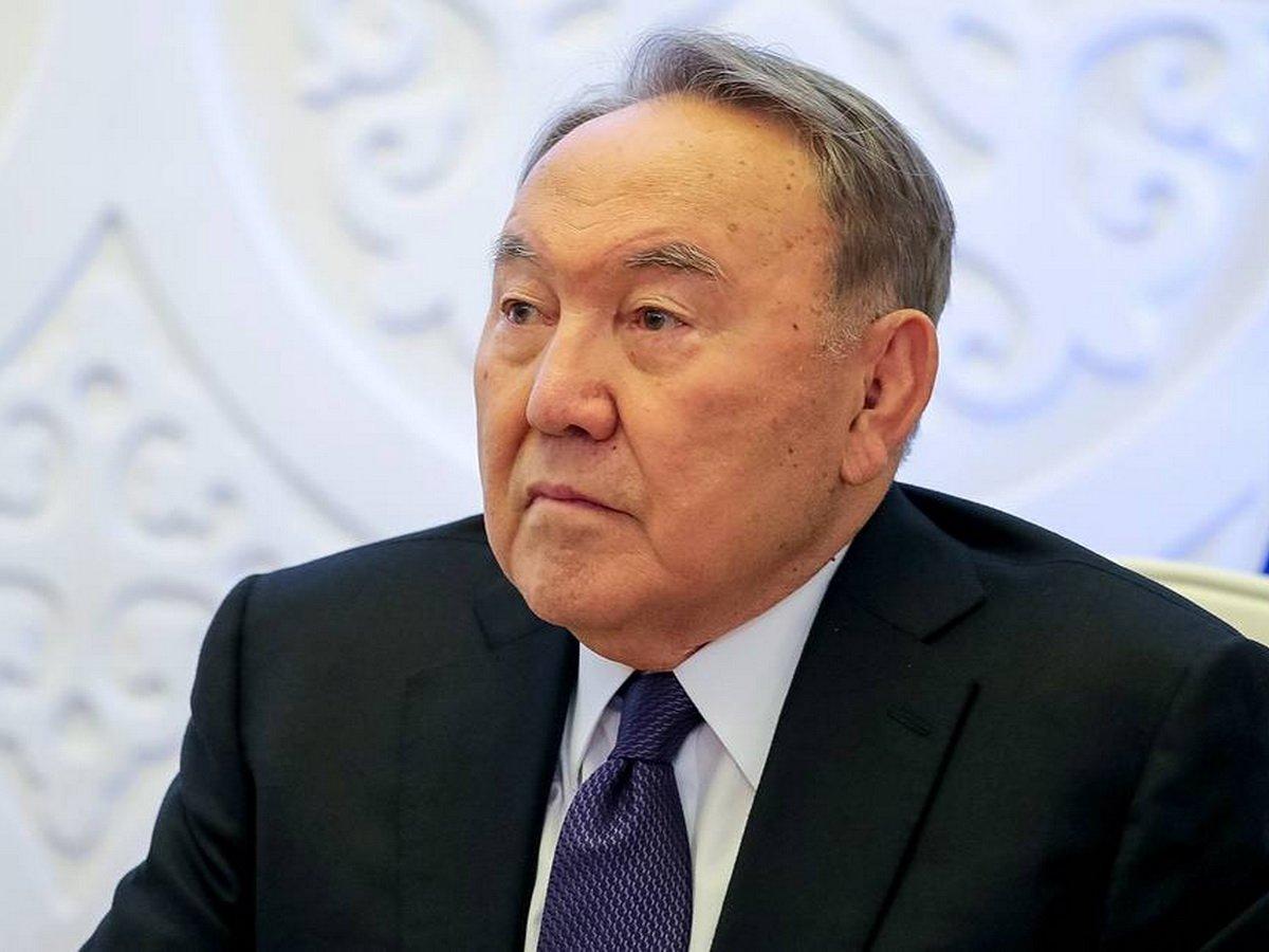 Назарбаев заразился коронавирусом