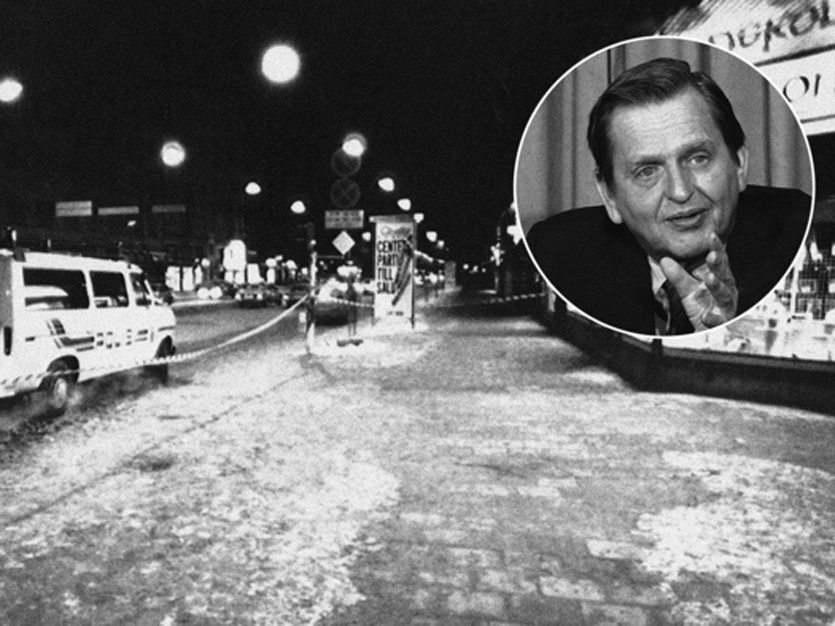 СМИ: в Швеции раскрыли убийство Улофа Пальме
