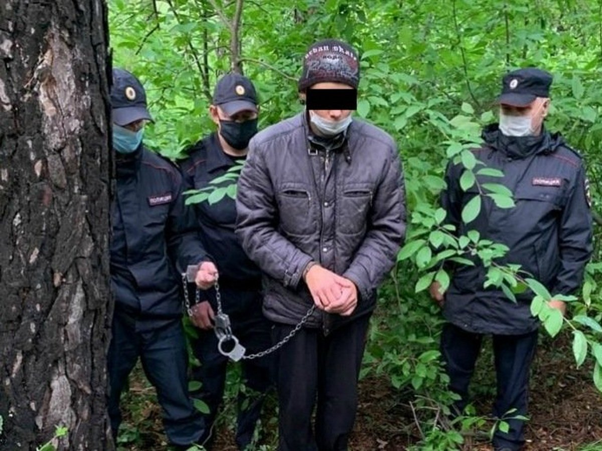 Задержан второй подозреваемый в Красноярском крае