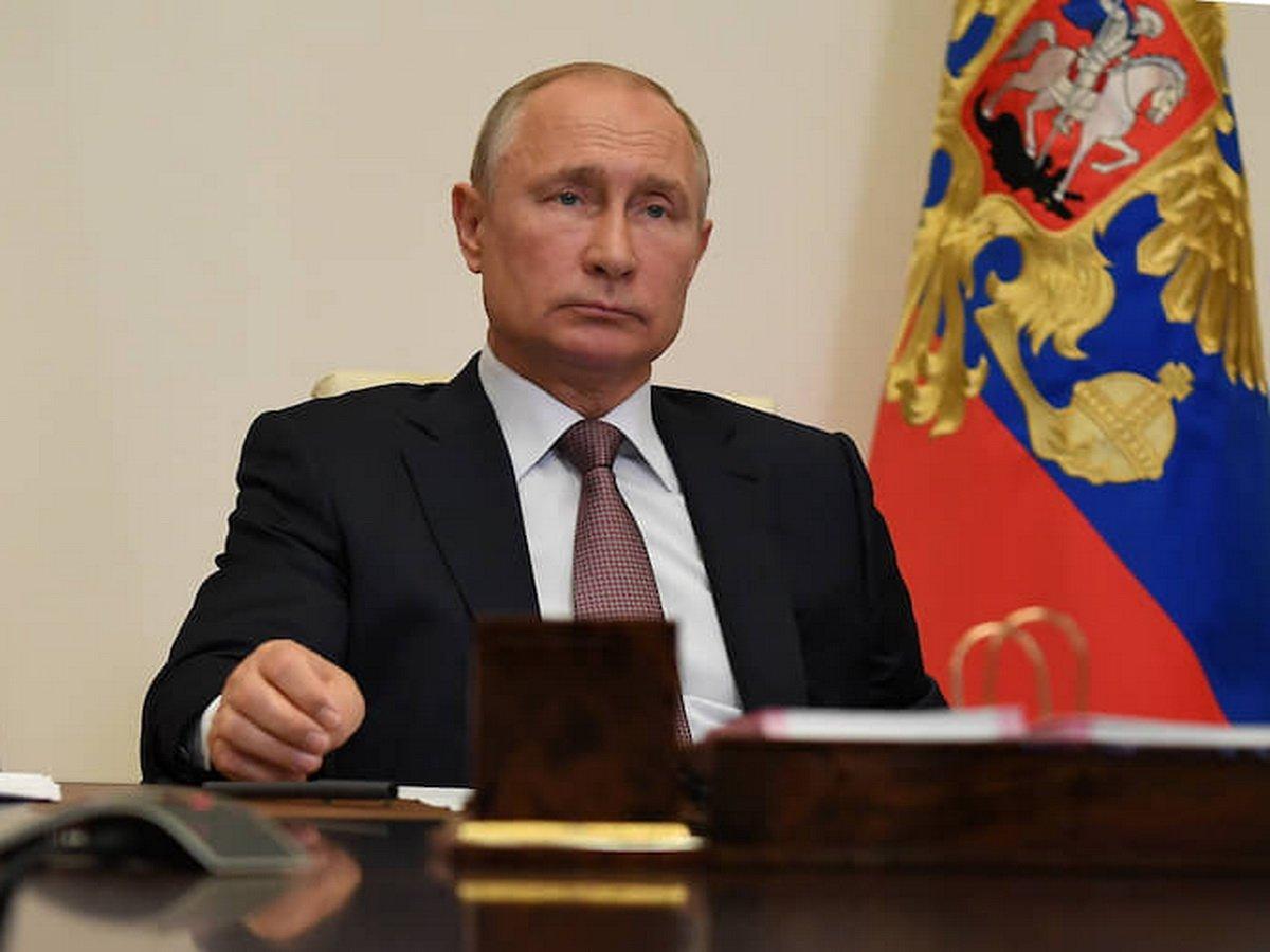 Путин опубликовал статью о Второй мировой войне в американском журнале