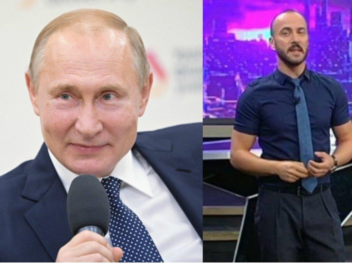 В Грузии схвачен защитник Путина