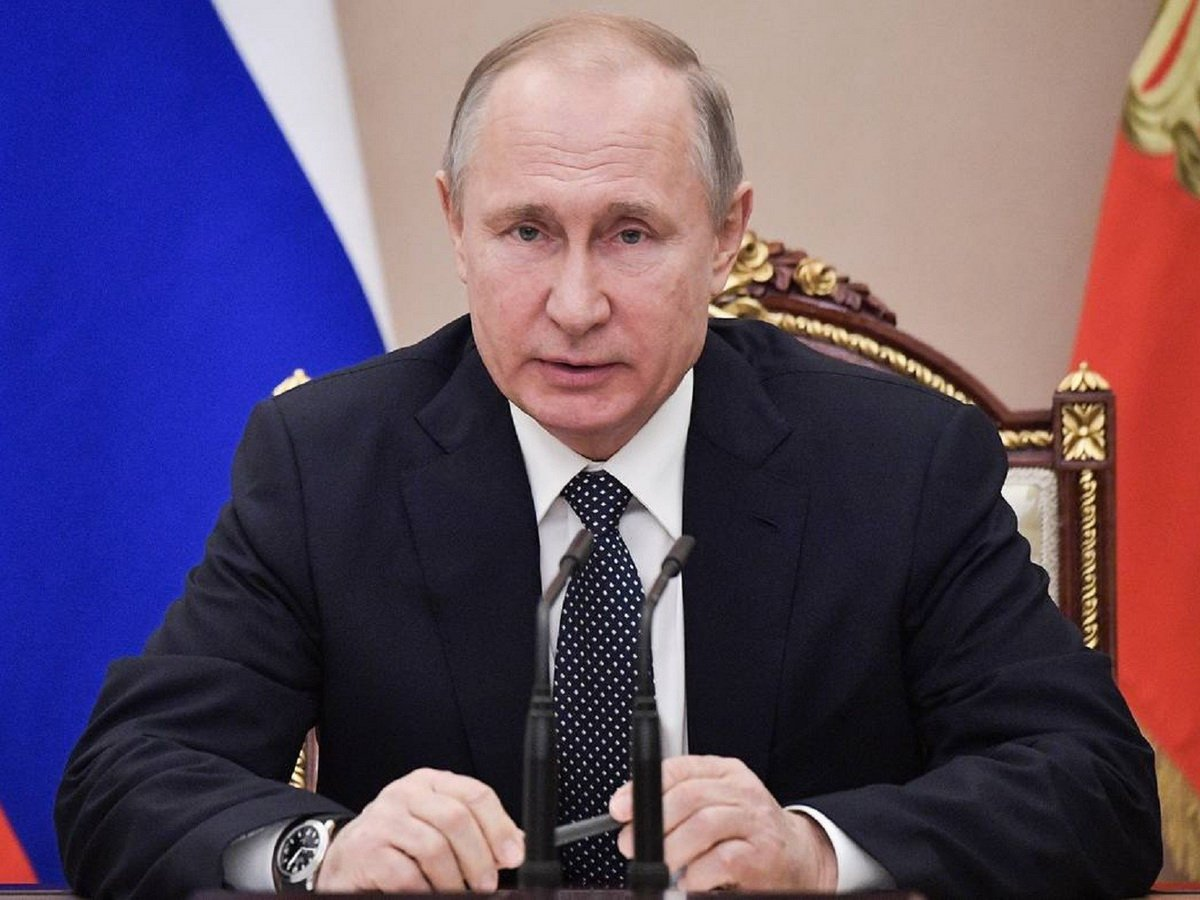 Путин назначит голосование по поправкам в Конституцию до осени