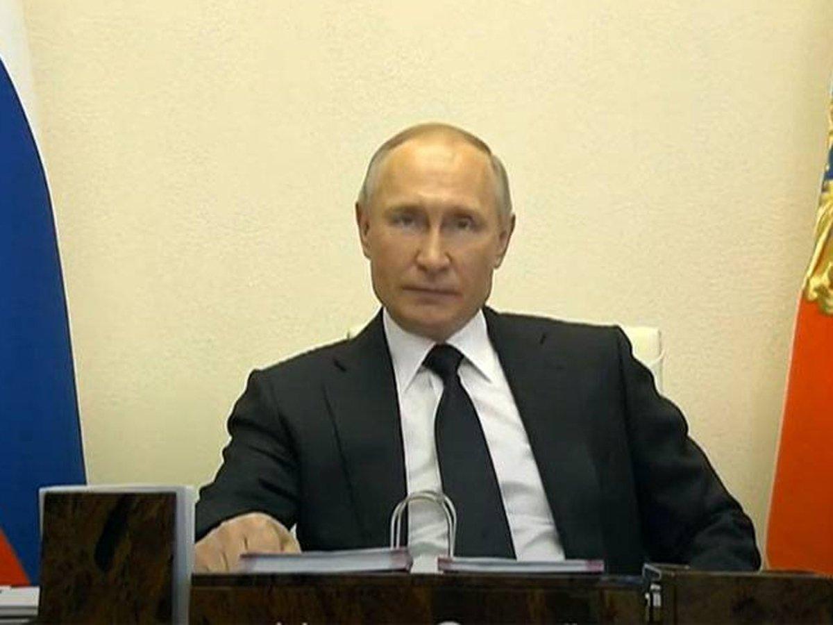 СМИ: Путин снова может обратиться к россиянам