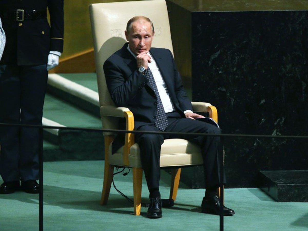 Кремль опроверг использование Путиным фейковой цитаты Гитлера