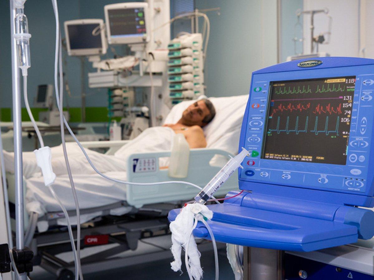 ВКитае вывели «формулу смерти» больных коронавирусом