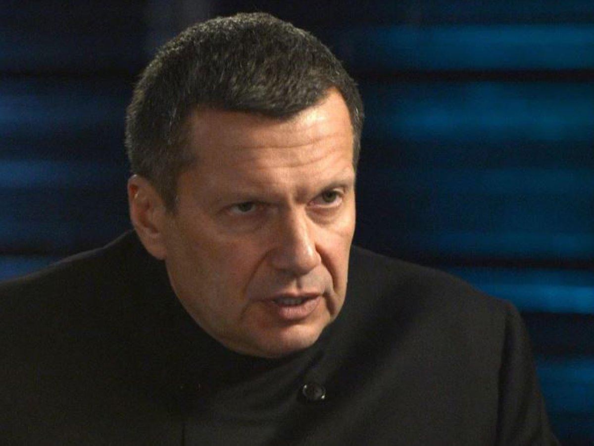 Соловьев назвал Навального