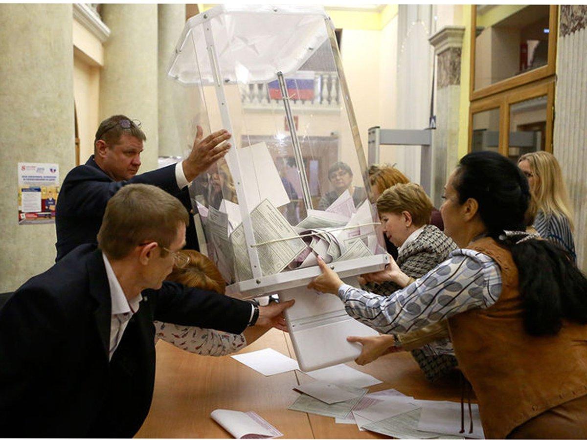 В Екатеринбурге весь УИК отказался голосовать по поправкам в Конституцию
