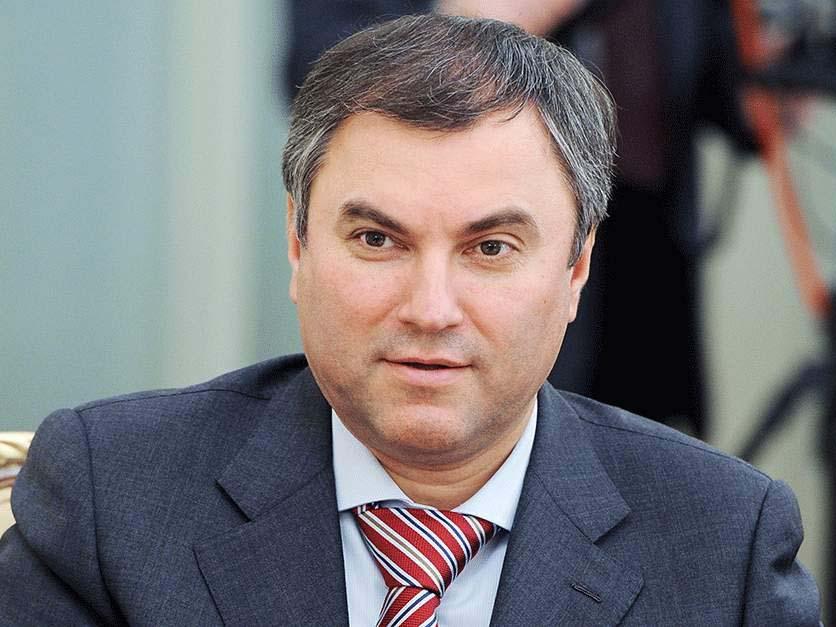 Спикер ГД заявил, что «после Путина будет Путин»