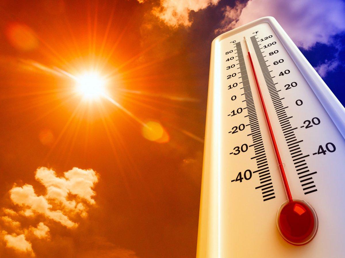Синоптики прогнозируют аномальную жару в среду