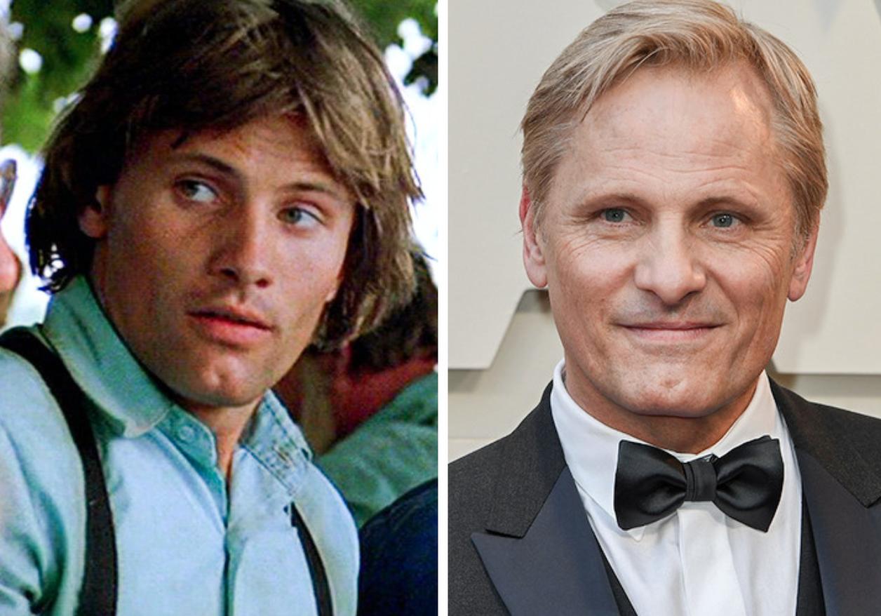 Голливудские мужчины, которые с возрастом стали еще красивее