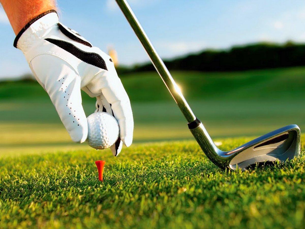 Игра гольф