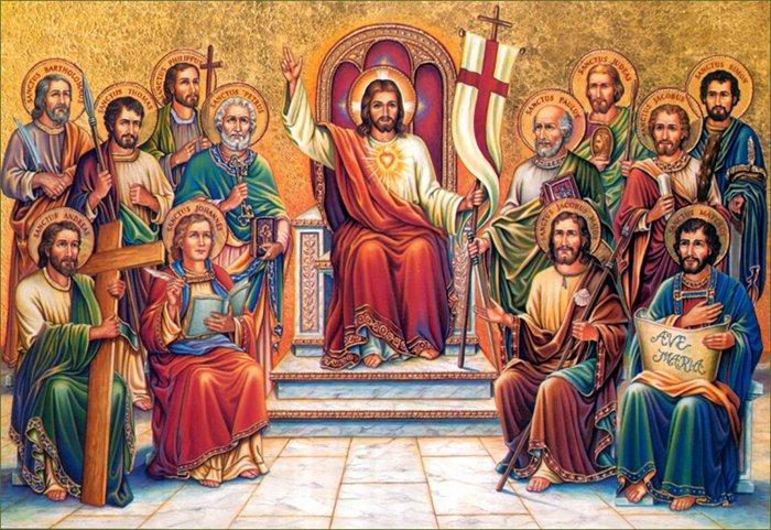 12 Апостолов 13 июля