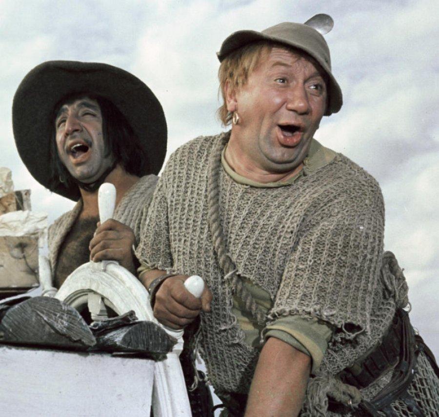 Советские комедийные актеры с трагической судьбой
