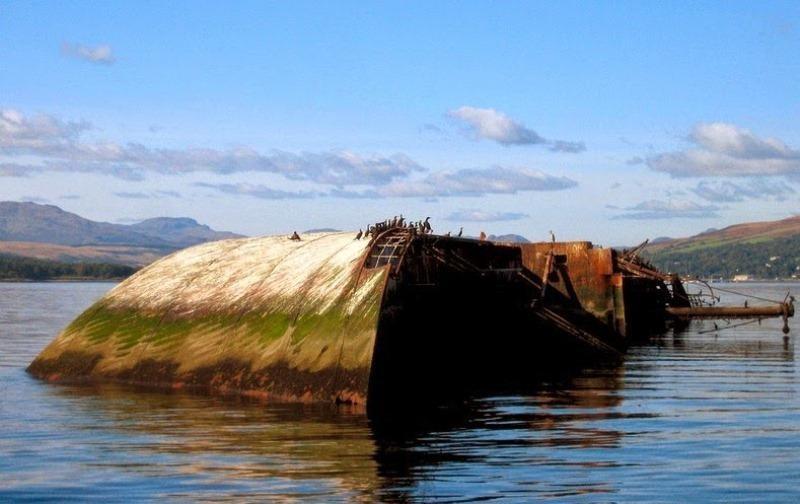Затонувшие корабли, на которые можно посмотреть без акваланга