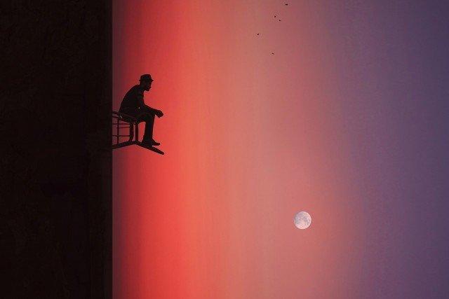 Ракурс решает все: оптические иллюзии в фотографии