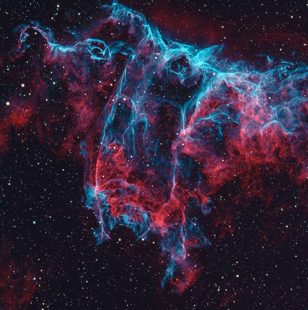 Лучшие фото с конкурса астрофотографии Insight Investment Astronomy Photographer of the Year-2020
