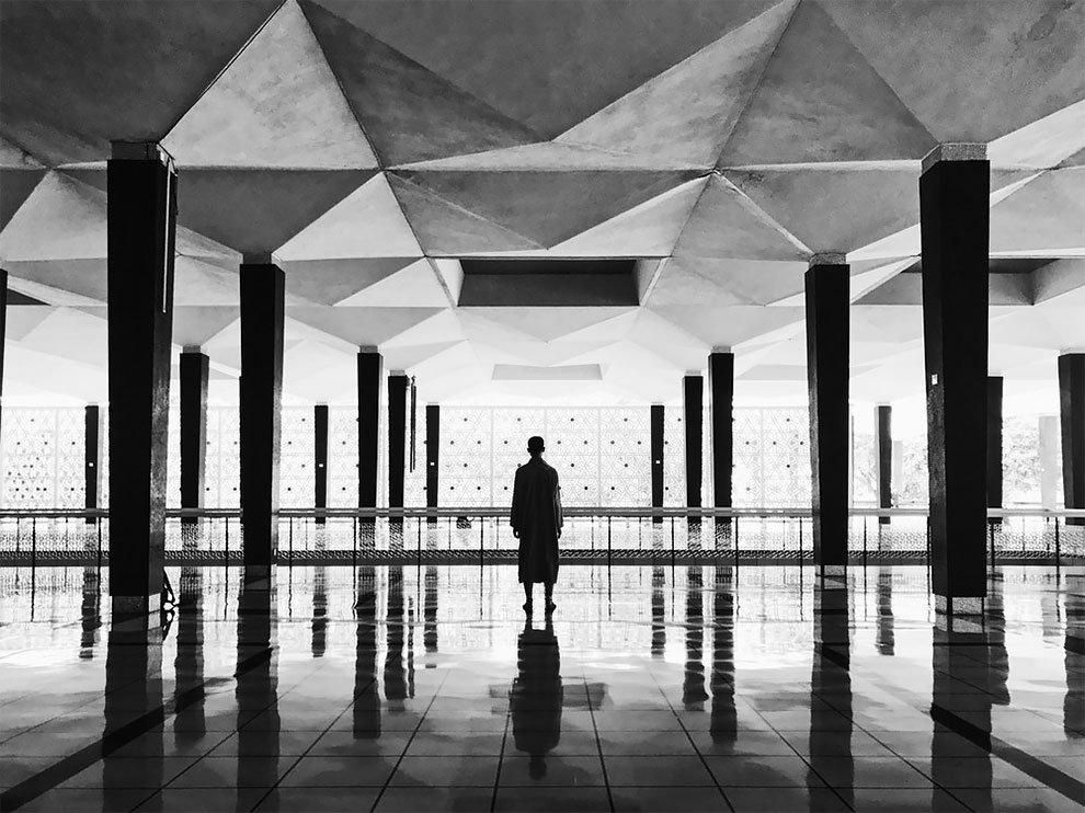 11 работ победителей конкурса архитектурной фотографии