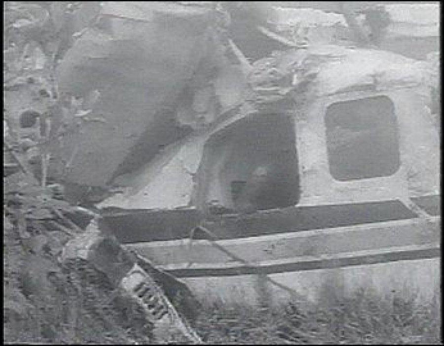 Знаменитости, погибшие в авиакатастрофах